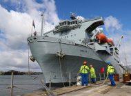 Reino Unido anunció el envío de un buque de guerra al Caribe