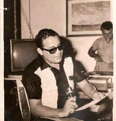 Guillermo Tesalio Barrera: el que está conmigo está en la buena y el que no pa' viaje