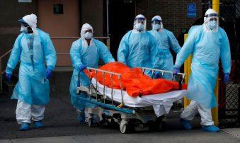 Estados Unidos supera los 10.000 muertos por coronavirus