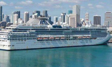 Tercer pasajero del Coral Princess en Miami falleció de coronavirus