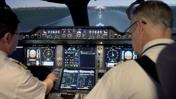 CNN: ¿Qué pasa cuando los pilotos no completan sus horas de vuelo? - El  Venezolano News