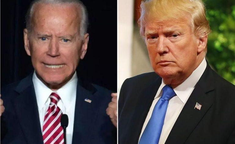 Los seis puntos tópicos que debatirán Donald Trump y Joe Biden