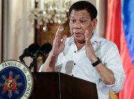 Presidente de Filipinas ordena matar a los que violen la cuarentena