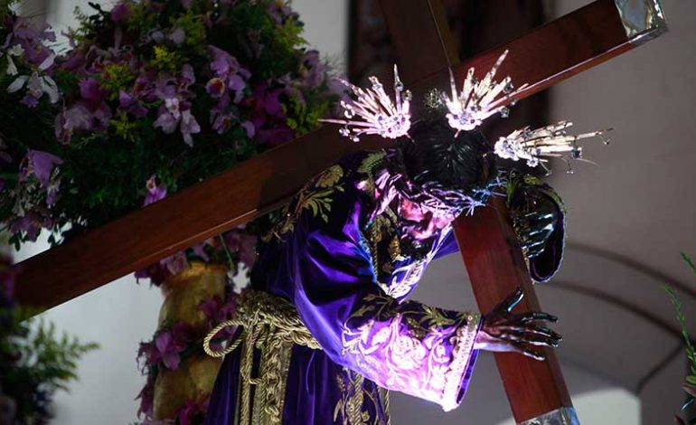 El Nazareno recorrerá las calles de Caracas este Miércoles Santo a partir de las 9:00 am