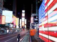 NY recibirá el 2021 en Times Square con un evento virtual  para evitar la propagación del Covid-19