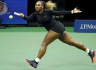 La estadounidense Serena Williams se retiró de Roland Garros por una lesión