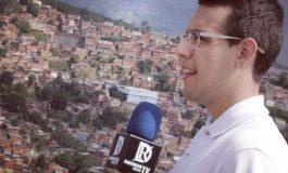 Periodista Darvinson Rojas fue liberado