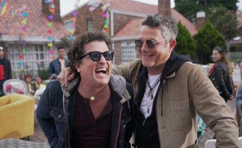 Carlos Vives y Alejandro Sanz lanzan For sale, su primera canción juntos