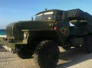 Maduro hace pruebas militares con vehículos de 1960