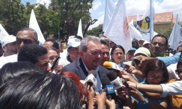 Desde Colombia Diputado «Gedeon» Hernán Alemán pide a Guaidó designar autoridad militar Ver Vídeo