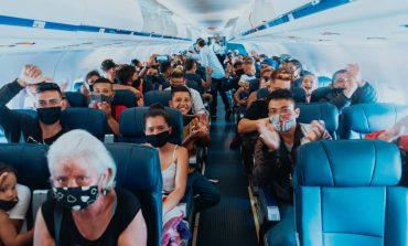 Zulia: Gobierno de Venezuela recibió vuelos con 149 connacionales provenientes de Colombia