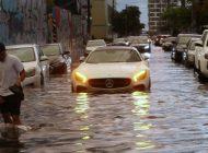 Inundaciones obligaron a cancelar planes al aire libre en Florida