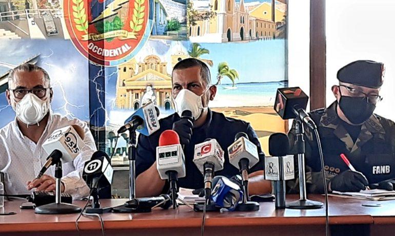 Nuevo brote de coronavirus en Zulia alerta Gobernador Prieto