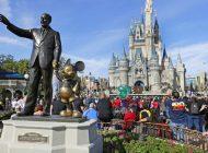 Disney despedirá a 28 mil trabajadores por cierre de parques temáticos