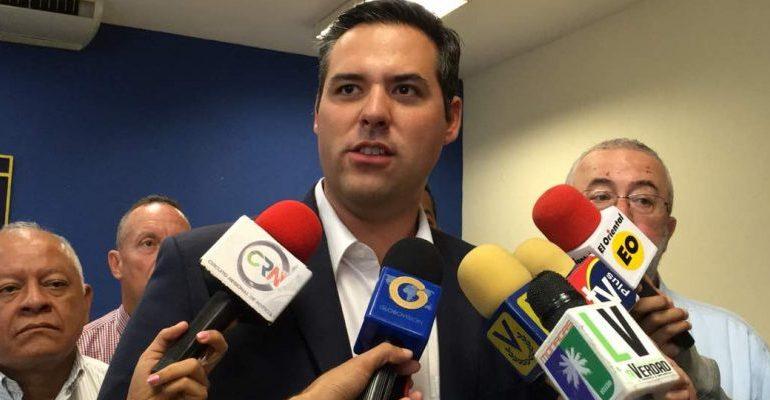 Goicoechea: La Operación Gedeón es una payasada macabra dirigida por el régimen