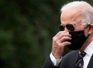 """Trump se burla de Biden por usar mascarilla y lo acusa de ser """"débil"""""""