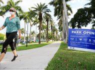 Florida registra 1204 casos de coronavirus en 24 horas