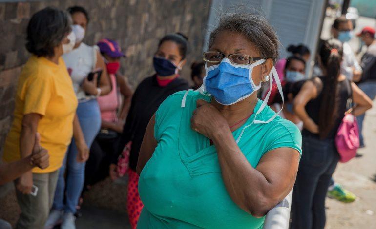 Régimen reporta tres fallecidos y 211 nuevos casos de Covid-19 en Venezuela