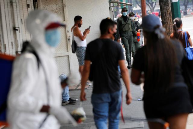 Venezuela reportó  233 casos nuevos de covid-19