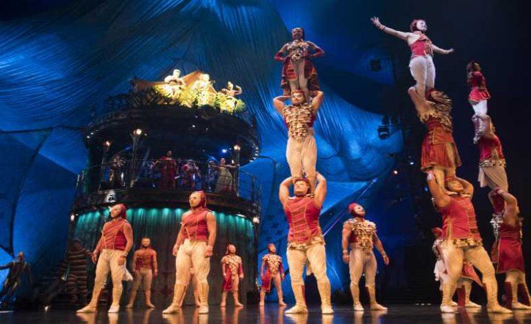 Cirque du Soleil se declaró en quiebra con plan de reestructuración