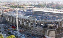 Obras del nuevo estadio del Real Madrid se aceleraron en pandemia