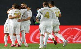 El Madrid derrotó al Mallorca y mantiene su liderato