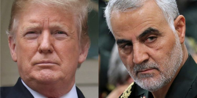 Irán emite orden de arresto contra el presidente Donald Trump