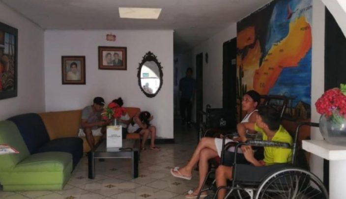 Cuatro hoteles albergan a 430 migrantes en Riohacha y Maicao