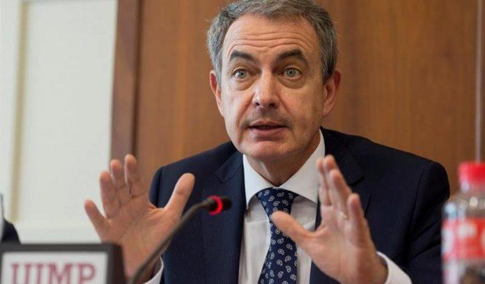 Zapatero: Hay gobiernos que se arrepienten de haber reconocido a Guaidó
