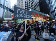 Facebook y WhatsApp no darán información de sus usuarios al gobierno de Hong Kong