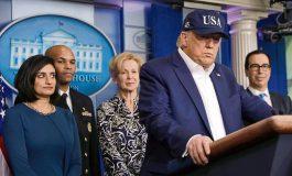 Trump es evacuado luego de un tiroteo frente a la Casa Blanca