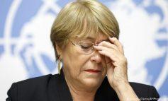 Bachelet repudia persecución contra manifestantes bielorrusos