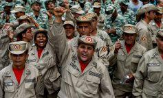 """Maduro delegó en la Milicia la dirección del Plan Especial para """"cuidar la salud del pueblo"""""""