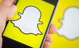 Snapchat prueba formato de navegación en vertical