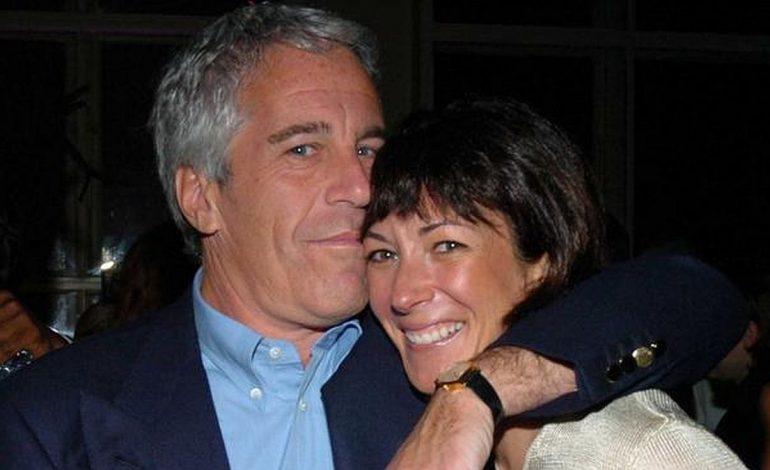 Exnovia de Epstein fue detenida por participación en crímenes sexuales