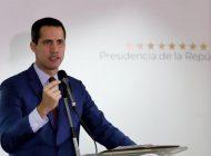 Juan Guaidó espera estar el 6 de enero en Miraflores