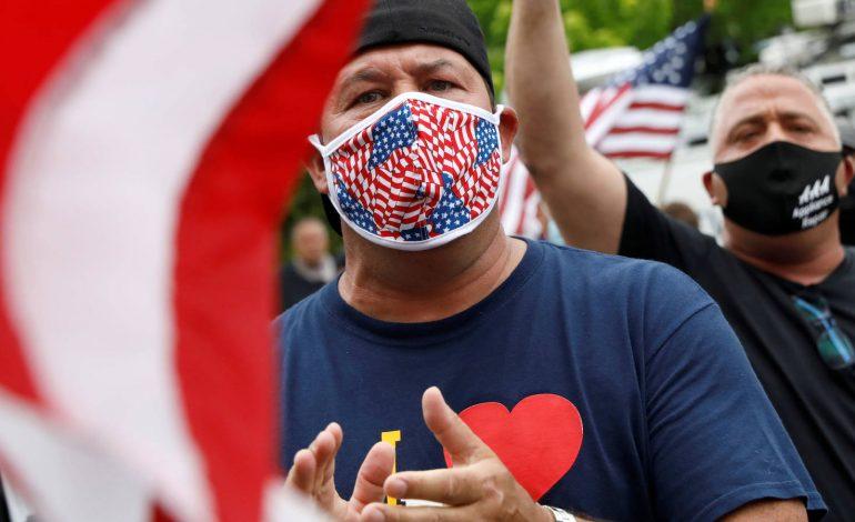 Estados Unidos ha perdido a 200 mil personas durante la pandemia