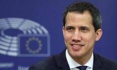Guaidó informó de la llegada de 13 toneladas de ayuda humanitaria para la pandemia