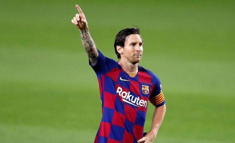 ¿Leo Messi dejaría el FC Barcelona?