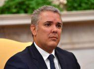 Duque descarta cualquier posibilidad de reunirse con Maduro