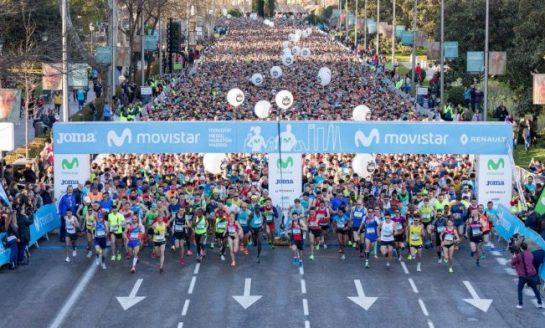 El maratón de Madrid 2020 fue cancelado por pandemia de coronavirus