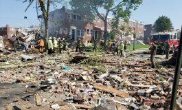 Explosión en Baltimore destruye tres casas