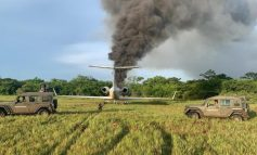 Colombia derribó aeronave cargada de droga que salió de Venezuela