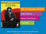 """Periodista venezolano presentará su libro """"El fin del mundo me encontró despierto"""""""