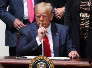 Donald Trump solo pagó 750 dólares de impuestos en el 2016