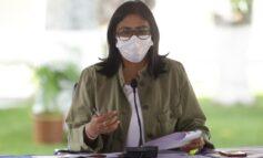 Funcionaria de Maduro presenta a la OMS resultados de la medicina DR10 contra el Covid-19 -