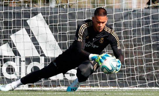 El Real Madrid pone fin a la cesión del francés Areola