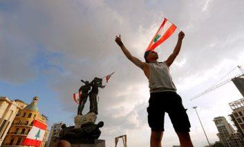 Presidente libanés determinó que daños en Beirut equivalen a casi 13 millones de dólares