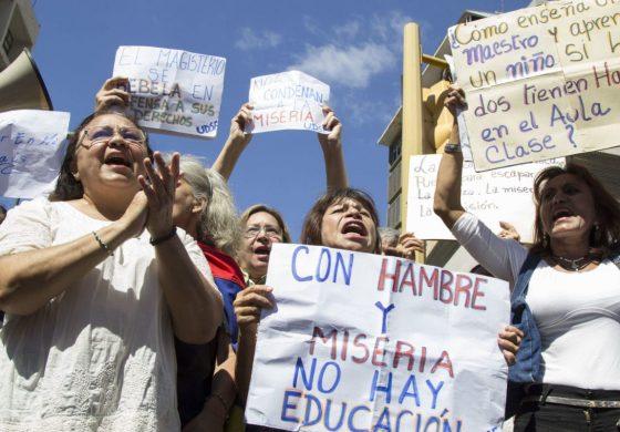 El pueblo no quiere elecciones sino soluciones Por Ángel Monagas