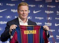 Koeman sobre Messi: Es muy positivo que el capitán pida unidad